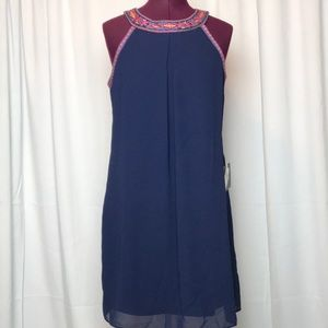 Iz Byer sleeveless dress